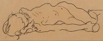 Trova un disegno di Egon Schiele in un negozio dell'usato di New York, vale  100mila dollari - Open