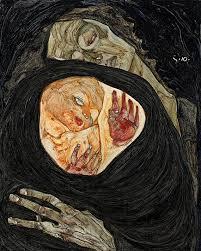 Egon Schiele Madre morta Egon Schiele Art Work Egon | Etsy